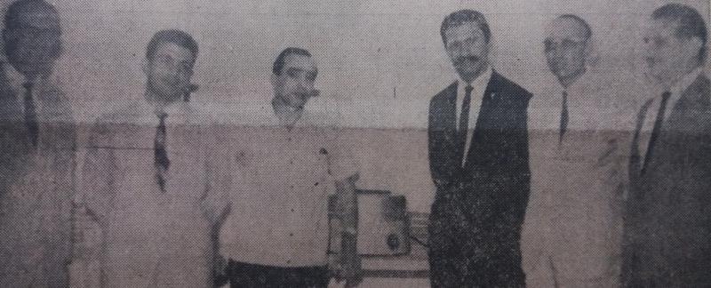 Argemiro Lagatta e Diretores da Sanbra