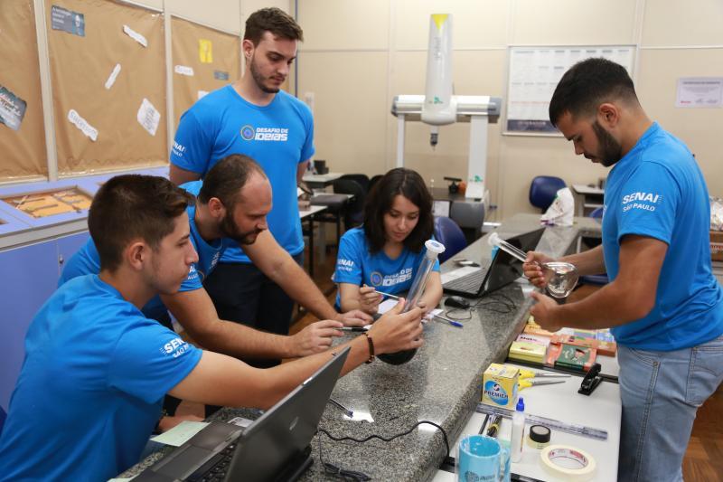 Jean Ramalho - Grupos iniciaram as atividades ontem e devem apresentar a proposta até sexta-feira