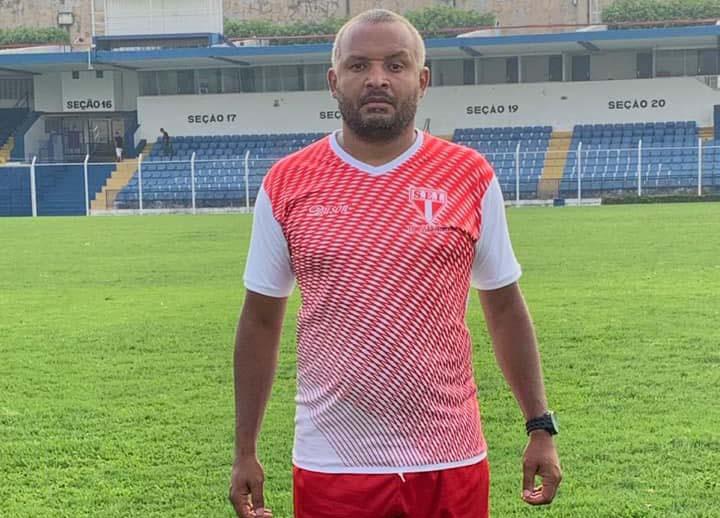 Reprodução/Facebook - William Mendes, recém-anunciado, treinará os goleiros do time