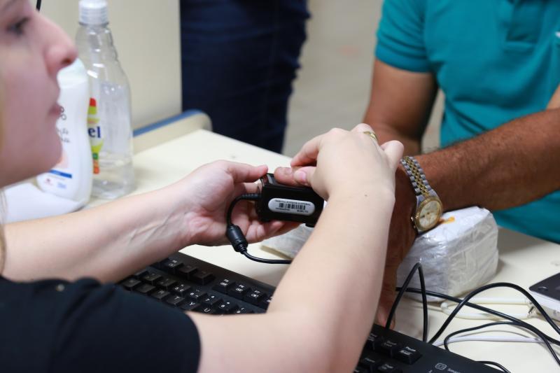 Arquivo - Amanhã é o último dia para cadastramento biométrico em 12 cidades da região