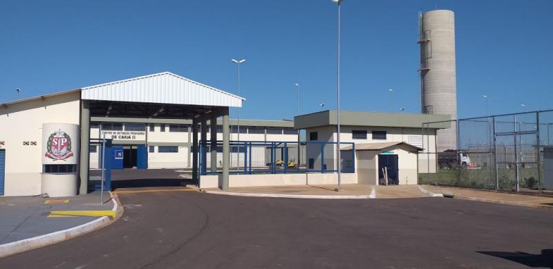 Arquivo - CDP 2 de Caiuá tem espaço para abrigar 823 presos provisórios
