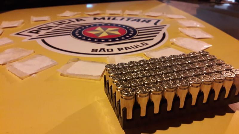 Polícia Militar Rodoviária  - Acusado alegou que parte da droga seria para revenda