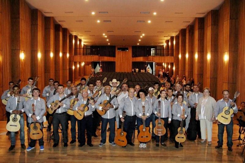 Cedida:Orquestra Municipal de Viola de Presidente Prudente será a anfitriã do encontro