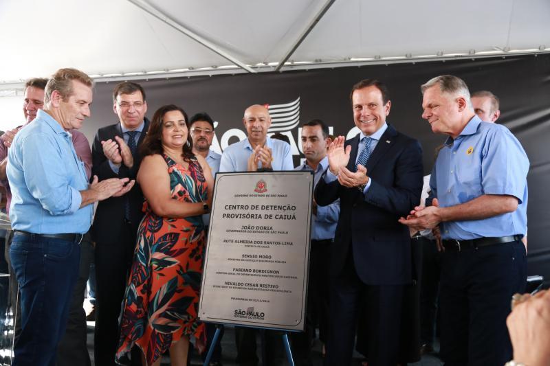 """Jean Ramalho - Doria inaugurou CDP2 ontem e anunciou: """" Não há necessidade de um CDP nesse momento e, sim, de uma penitenciária """""""