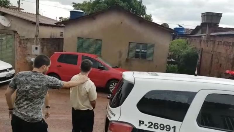 Polícia Civil - Investigados que aplicavam golpes na região foram presos no Mato Grosso