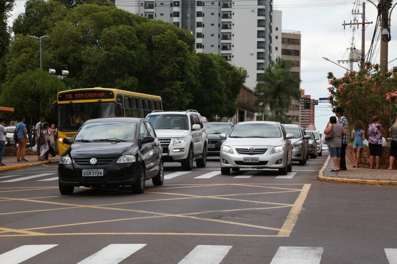 Jean Ramalho - Conforme Denatran, Prudente conta com 174.954 veículos