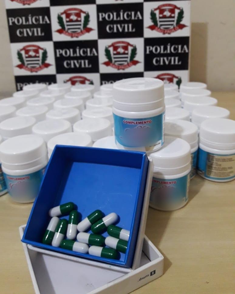 Polícia Civil - Medicamentos serão destruídos após realização de perícia
