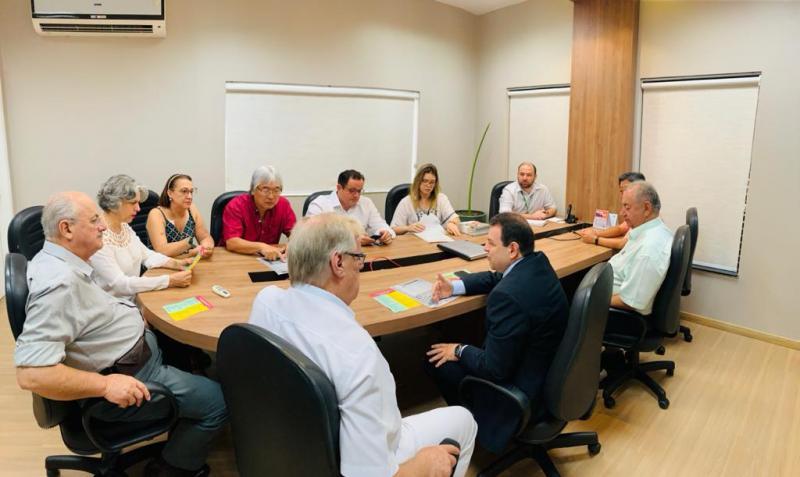 Luciana Nelli - Parceria entre Gepac e Unimed foi firmada durante reunião realizada ontem, na sede da cooperativa