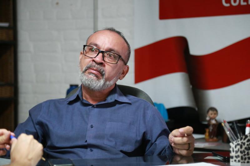 Arquivo - Fábio Nougueira entregou ontempedido de exoneração ao prefeito