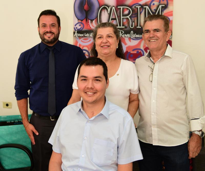 Paulo Miguel - Doação do terreno para o hospital foi oficializada em encontro