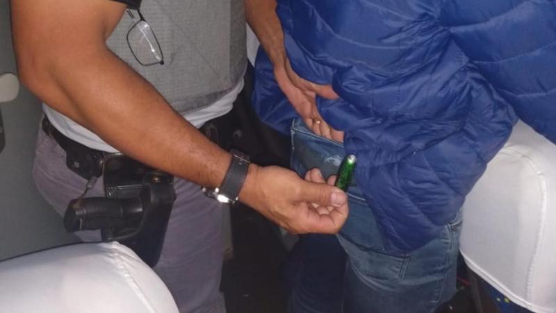 Polícia Militar Rodoviária - Drogas seriam levadas pelo grupo até São Paulo