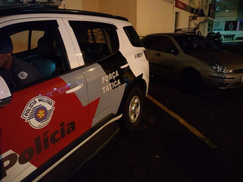 Polícia Militar - Ocorrência foi apresentada na Central de Flagrantes, em Presidente Prudente