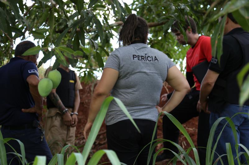 Jean Ramalho - Seis lugares foram visitados para refazer o passo a passo do crime