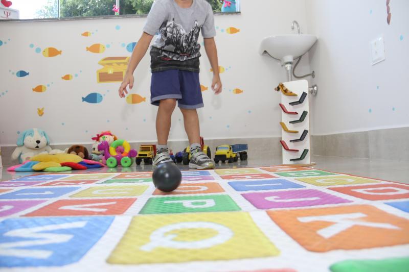 Cedida - São convidadas crianças de 5 a 10 anos para diversas atividades lúdicas