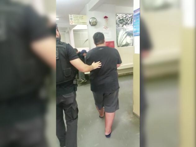 Polícia Civil - Investigado foi detido no Jardim Jequitibás, em Prudente