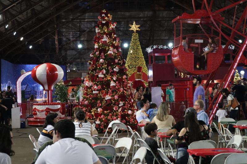 Arquivo:Famílias têm até 29 de dezembro para aproveitar a Vila Natal no IBC