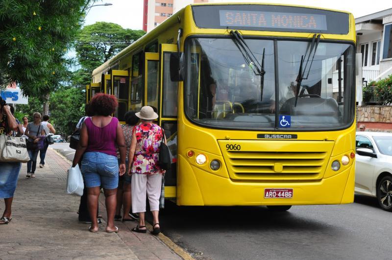 Arquivo - Segundo Prefeitura, reajuste da tarifa de ônibus basicamente corrigiu inflação oficial do período