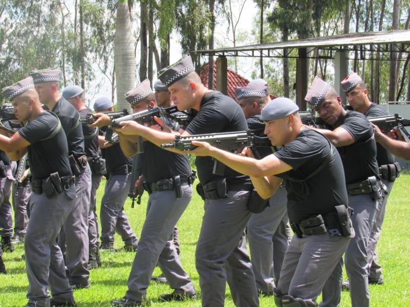 Arquivo:  CPChq chegou a Presidente Prudente para planejar e ministrar os treinamentos aos militares que integram o 8º Baep