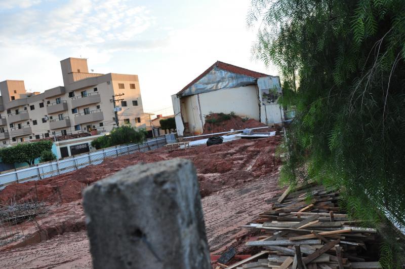 Arquivo: Após ter suas obras de ampliação embargadas em 2013, a Paróquia Santo Antônio, em Presidente Prudente, foi autorizada a retomar os trabalhos