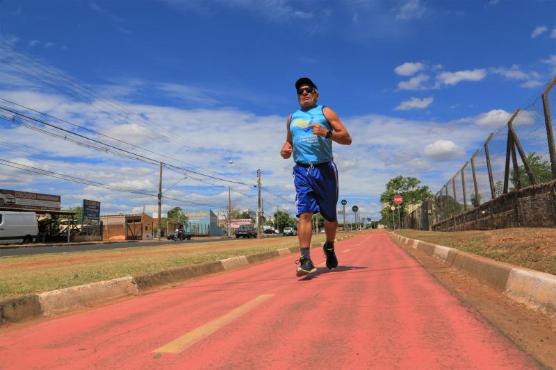 Jean Ramalho:José se prepara há meses para ter um bom desempenho na São Silvestre, em São Paulo