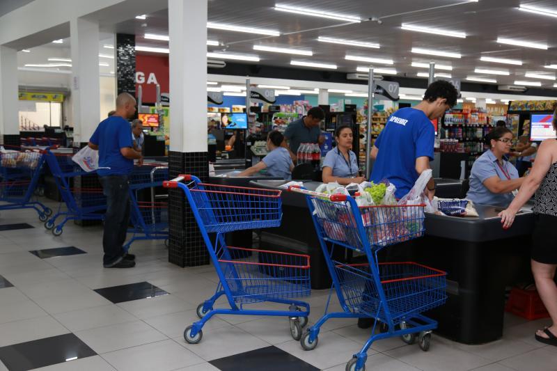 Isadora Crivelli - Faturamento nos supermercados pode ser até 20% maior