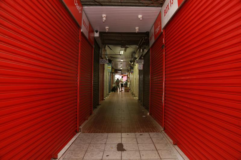 Isadora Crivelli - Boxistas têm até domingo para deixar shopping popular