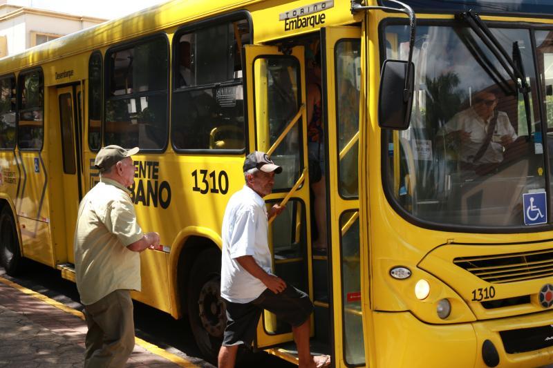 Jean Ramalho - Segundo Prefeitura, reajuste da tarifa de ônibus basicamente corrigiu inflação oficial do período