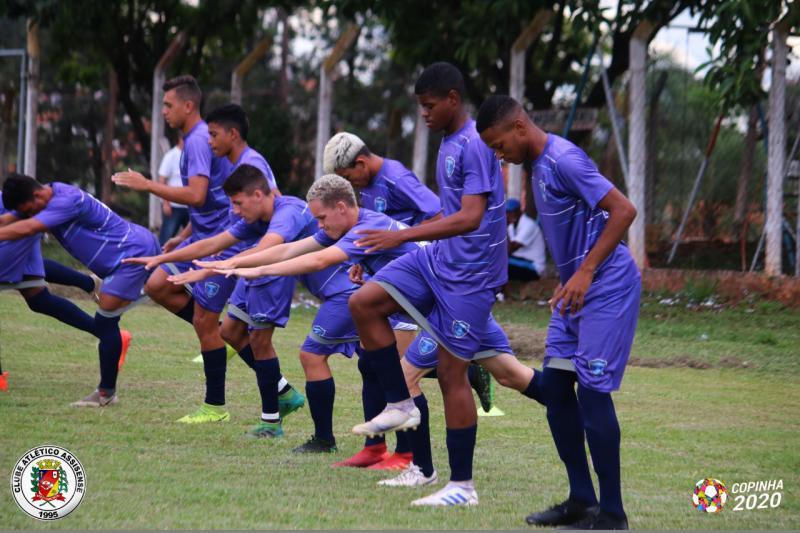 Cedida/Azulão - Próximo confronto do Azulão será na segunda-feira, também no Estádio Breno Ribeiro do Val