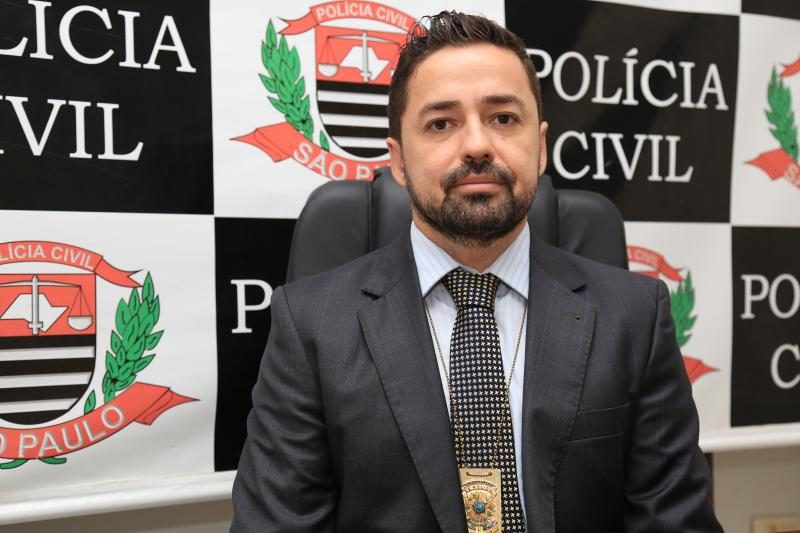 Jean Ramalho: Pablo Rodrigo França, delegado da Polícia Civil