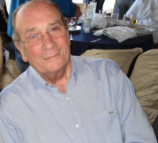 Arquivo pessoal - Máximo Volpon atuava como médico cardiologista em Prudente