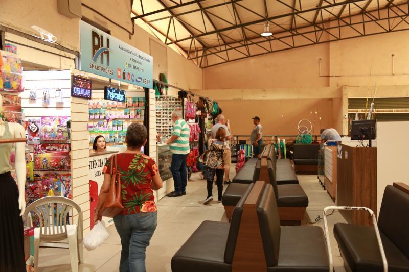 Isadora Crivelli - Alguns boxistas já estão instalados no Shopping Vila Romana