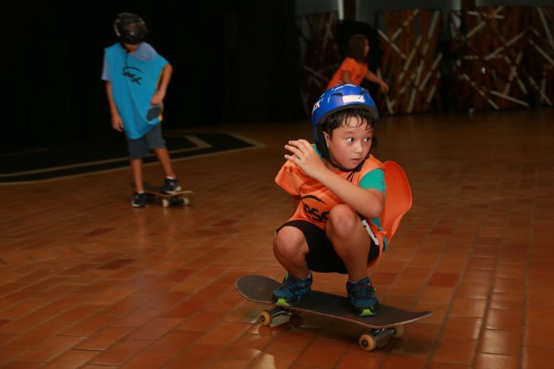 Jean Ramalho - Atividade faz parte da programação de férias do Sesc Thermas de Prudente