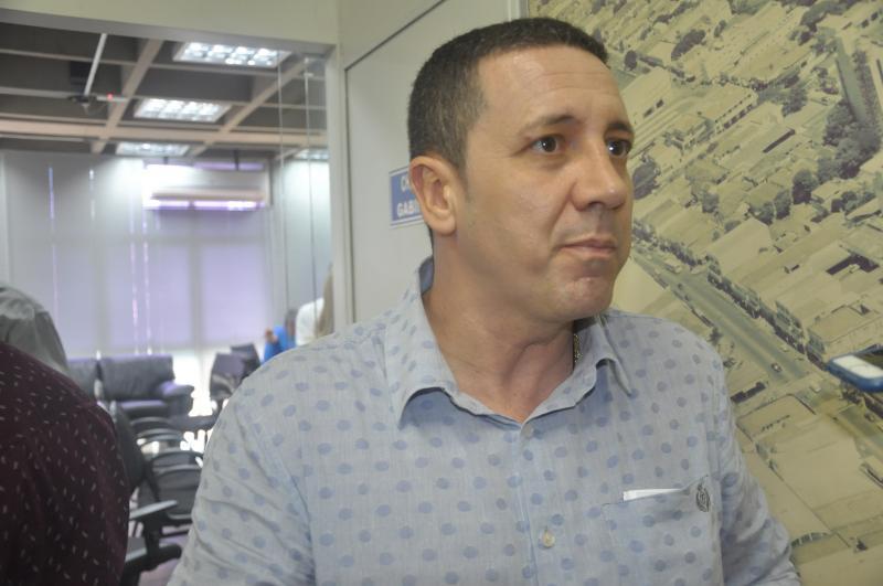 Arquivo - Rogério ocuparáo cargo de secretário até1º de fevereiro, quando retornará para a casa de leis