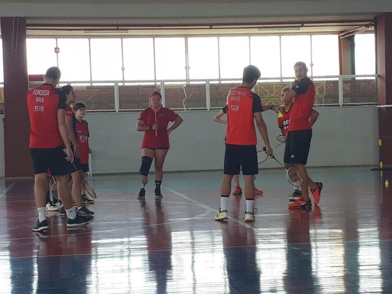 Oslaine Silva - Turma começa com foco e treinamento para obter bons resultados ao longo do ano