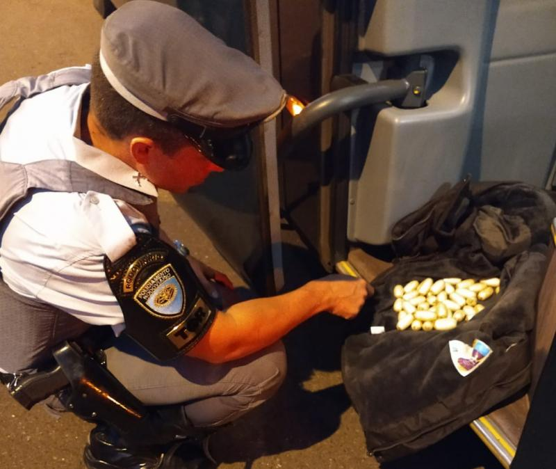 Polícia Militar Rodoviária  - Polícia Federal foi acionada para investigar o fato