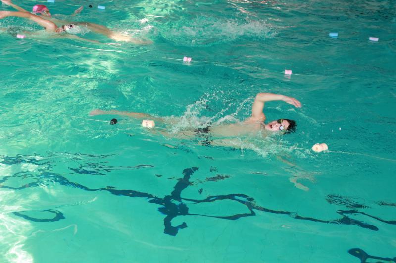 Weverson Nascimento - Primeiro treino do ano da equipe prudentina ocorreu ontem na piscina da Apea