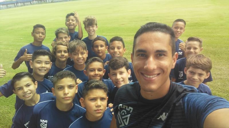 Cedida - Luis Felipe e sua turminha Sub-12 encaram logo mais, às 14h30, o Progol Dourados (MS)