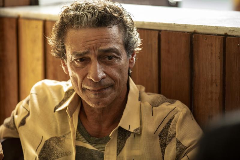 Victor Pollak / TV Globo - Na trama, Luiz Carlos Vasconcelos será Januário, irmão do falecido marido de Lurdes