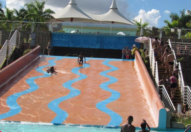 Cedida - Parque aquático atenderá das 10h às 17h30; crianças de 0 a 4 anos e deficientes não pagam