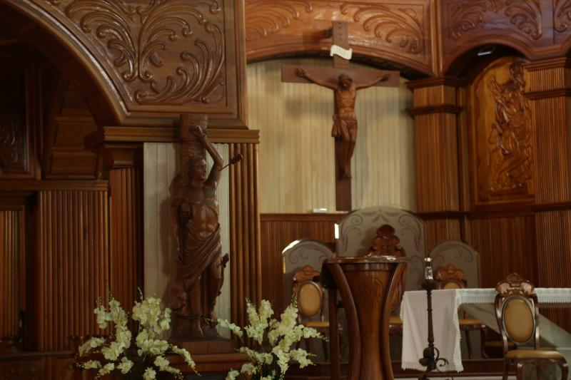 Isadora Crivelli - Catedral de São Sebastião é sede da Diocese de Presidente Prudente