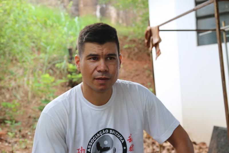 """Thiago Morello - Danilo: """"Todo o treinamento é dado conforme a capacidade de cada um"""""""