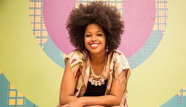 Divulgação - Cantora de black e soul music, Janine Mathiasestará no Sesc Thermas neste sábado