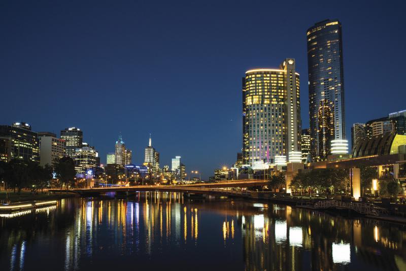 Visit Victoria - Melbourne, capital costeira do Estado de Victoria, no sudeste da Austrália