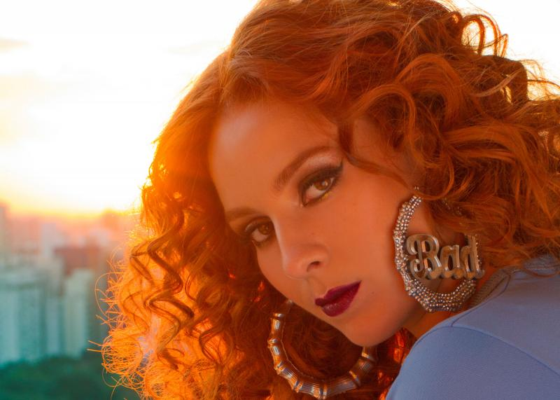 Divulgação/Carina Zaratin - Dryca Ryzzo teve seu primeiro trabalho lançado no país em 2012