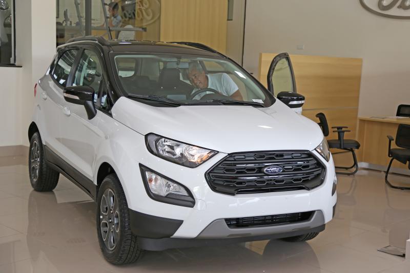 Weverson Nascimento - Reação de vendas de carros novos em dezembro, no comparativo, foi de 5,11%