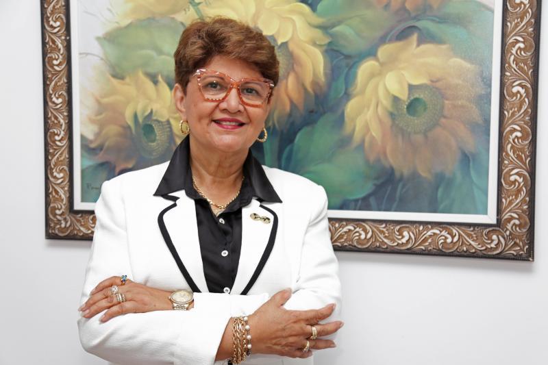 Weverson Nascimento - Eunice Cruz: administradora, teóloga e advogada que luta pela igualdade de condições entre homens e mulheres