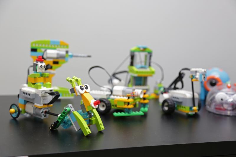 Foto: Weverson Nascimento - Escola de tecnologia fomenta o raciocínio lógico nas crianças