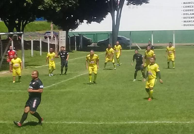 Cedida - No campo do Rio 400, Bragantino ganhou do Mirassol por 4 a 0