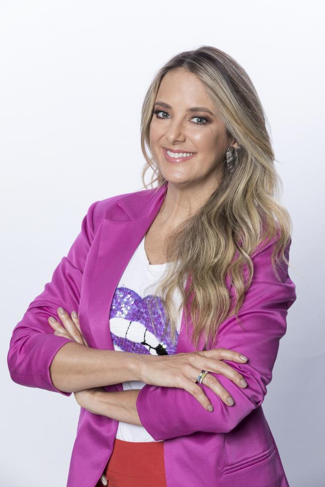 """Antonio Chahestian/Record TV - Ticiane Pinheiro comandará segunda temporada do reality show """"Troca de Esposas"""""""