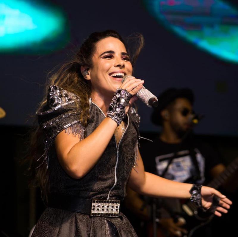 Patrícia Devoraes/Agência Brasil News - Cantora fez sua 1ªapresentação em São Paulo, no festival Agrada Gregos, no sábado